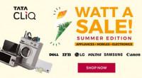 TataCliq Watt A Sale offers