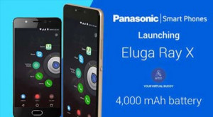 Panasonic Eluga Ray X Online Lowest Price