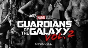Guardians of the Galaxy 2 Movie Tickets Offer