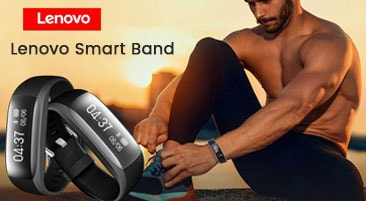 Lenovo Smart Band Price in India
