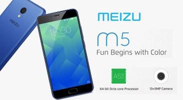 Meizu M5 Online Lowest Price