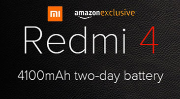 Xiaomi Redmi 4 Online Price in India