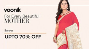 Voonik Mothers Day Special Offers