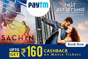 paytm movie sachin