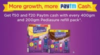 Paytm PediaSure Offer Free Wallet Cash