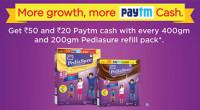 Paytm PediaSure Offer Free Wallet Cash
