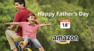 Amazon Fathers Day discounts 2017