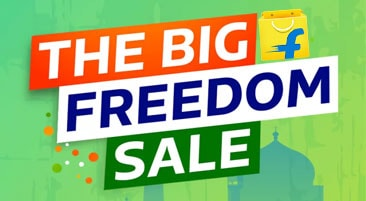 Flipkart The BIG Freedom Sale 2017