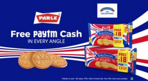 Paytm Parle Bake Smith Offer for FREE Wallet Cash