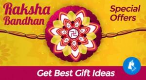 Raksha Bandhan Offers on Gifts