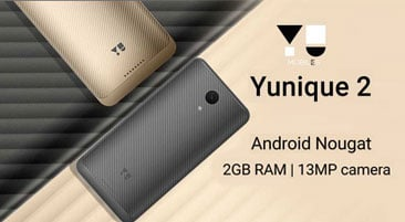 Micromax Yu Yunique 2 on Flipkart