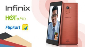 Infinix Hot 4 Pro Price on Flipkart