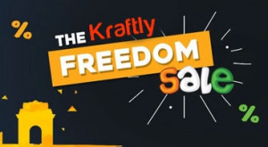 Kraftly Freedom Sale