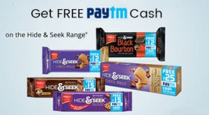 Paytm Hide and Seek Offer for FREE Wallet Cash