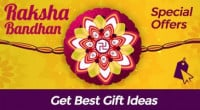 Raksha Bandhan Offers on Gifts