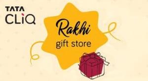 Special TataCliq Rakhi Store