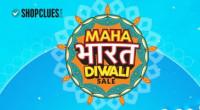 Shopclues MahaBharat Diwali 2017 offers