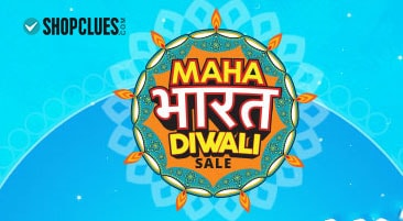 Shopclues MahaBharat Diwali 2017 offers