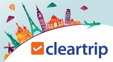 Save with the latest Cleartrip coupon code for India - Verified Now!