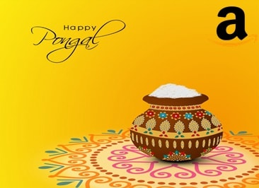Pongal Special offers on Amazon