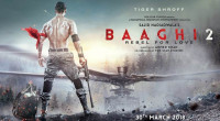 Baaghi 2 Movie Tickets