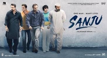 Sanju Movie Ticket Offer