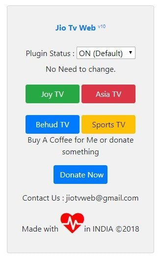 JioTV Web Universal: Watch FREE Live TV on PC [New Link]