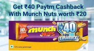 Paytm Munch