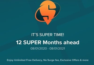 swiggy super 1 year offer