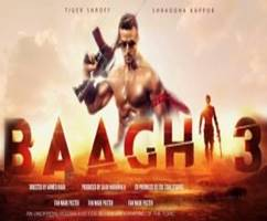 Baaghi 3 movie